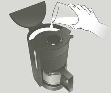 krups cafeti re filtre isotherme programmable krups et352010. Black Bedroom Furniture Sets. Home Design Ideas