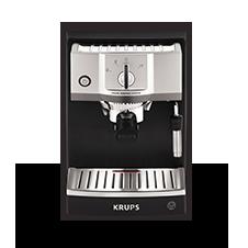 caf krups. Black Bedroom Furniture Sets. Home Design Ideas